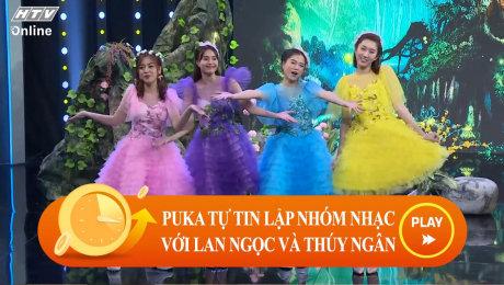 Puka tự tin lập nhóm nhạc với Lan Ngoc và Thúy Ngân