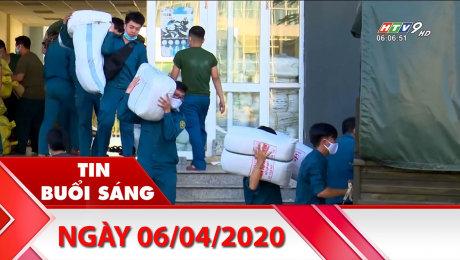 Bản Tin Buổi Sáng 06/04/2020