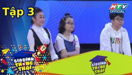Xem Show TV SHOW Gia Đình Thông Thái Tập 03 : Hữu Tín góp mặt đội Trí khôn của ta đây HD Online.