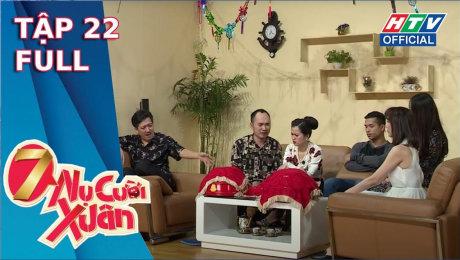 Xem Show TV SHOW 7 Nụ Cười Xuân Mùa 3 Tập 22 : Tập hợp những tiểu phẩm 7 Nụ thành phim ngắn HD Online.