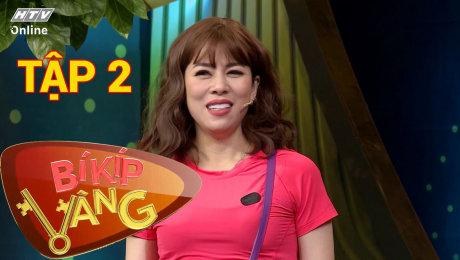 Xem Show TV SHOW Bí Kíp Vàng Tập 02 : Vinh Râu tiết lộ được vợ cưng vì biết nhiều mẹo HD Online.