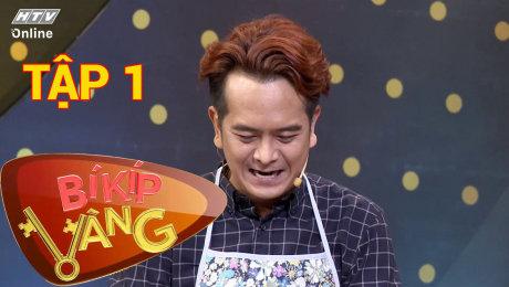 Xem Show TV SHOW Bí Kíp Vàng Tập 01 : Huỳnh Lập ra tay kéo dài chân cho Việt Hương và cái kết hú hồn chim én HD Online.