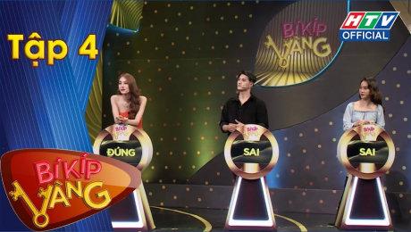 Xem Show TV SHOW Bí Kíp Vàng Tập 04 : Linh Chi và Lâm Vinh Hải đối đầu trước sự chứng kiến của Việt Hương HD Online.