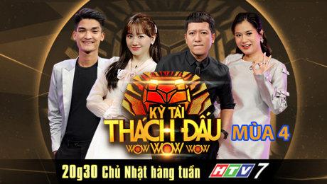 Xem Show TV SHOW Kỳ Tài Thách Đấu - Mùa 4 HD Online.