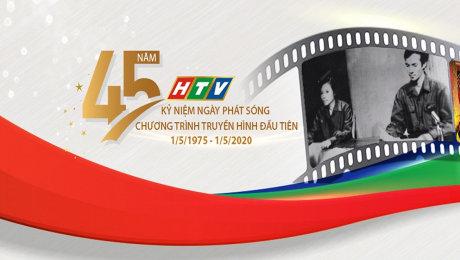 Xem Show TV SHOW HTV - Kỷ Niệm 45 Năm Ngày Phát Sóng Chương Trình Truyền Hình Đầu Tiên HD Online.