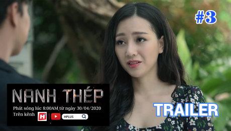 Xem Phim Hình Sự - Hành Động  Trailer Nanh Thép Trailer 3 HD Online.