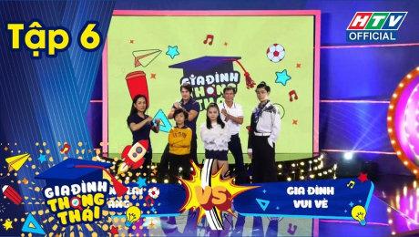 Xem Show TV SHOW Gia Đình Thông Thái Tập 06 : Ngô Kiến Huy trở thành thông dịch viên cho cậu bé 5 tuổi HD Online.
