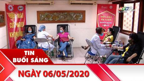 Xem Clip Bản Tin Buổi Sáng 06/05/2020 HD Online.