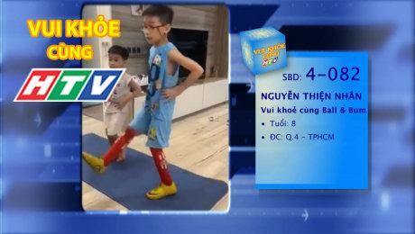 Xem Show TV SHOW LIVE EVENTS TRUYỀN HÌNH THỰC TẾ Vui Khỏe Cùng HTV SBD 4-082 : Nguyễn Thiện Nhân - Vui Khỏe Cùng Ball và Bum HD Online.
