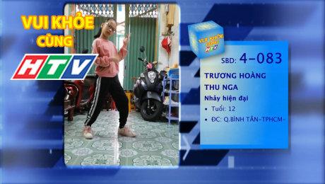 Xem Show TV SHOW LIVE EVENTS TRUYỀN HÌNH THỰC TẾ Vui Khỏe Cùng HTV SBD 4-083 : Trương Hoàng Thu Nga - Nhảy hiện đại HD Online.