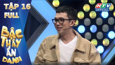 Xem Show TV SHOW Bậc Thầy Ẩn Danh Tập 16 : Lê Lộc, Quốc Bảo bị lừa bởi 2 bậc thầy ẩn danh HD Online.