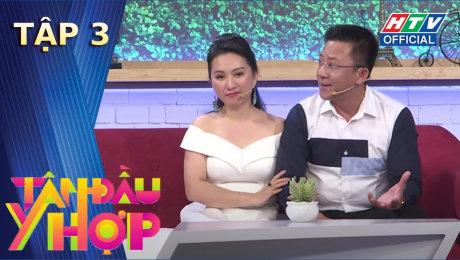Xem Show TV SHOW Tâm Đầu Ý Hợp Tập 03 : Làm vợ chồng, lệch tuổi không quan trọng bằng lệch tính cách HD Online.