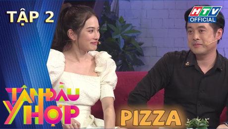 Xem Show TV SHOW Tâm Đầu Ý Hợp Tập 02 : Sara Lưu tiết lộ Dương Khắc Linh là chúa mè nheo HD Online.