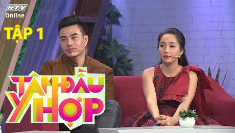 Xem Show TV SHOW Tâm Đầu Ý Hợp Tập 01 : Dương Lâm được vợ cưng như công chúa, thích gọi vợ là mẹ HD Online.