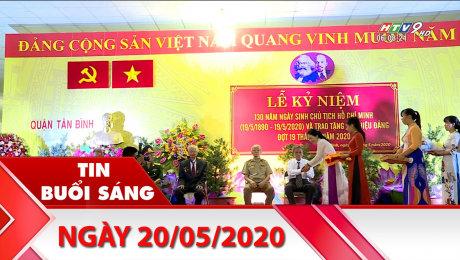 Bản Tin Buổi Sáng 20/05/2020
