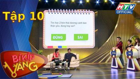 Xem Show TV SHOW Bí Kíp Vàng Tập 10 : Lê Vũ Phương và Trà Long Mắt Biếc chia sẻ bí kíp nội trợ HD Online.