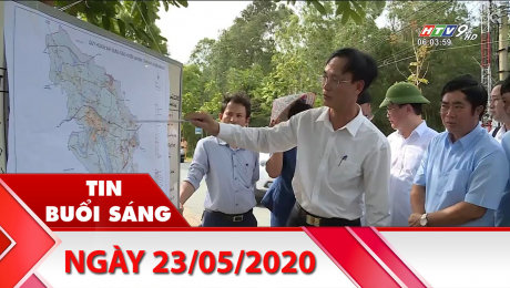 Bản Tin Buổi Sáng 23/05/2020