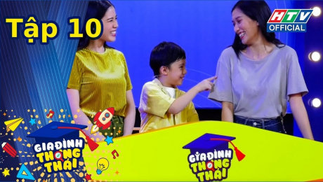 Xem Show TV SHOW Gia Đình Thông Thái Tập 10 : Những phát ngôn chất lừ từ thủ lĩnh hotboy HD Online.