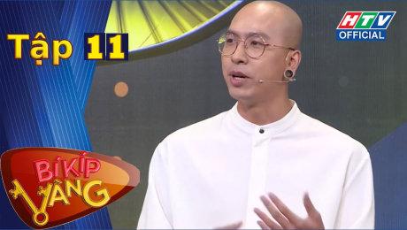 Xem Show TV SHOW Bí Kíp Vàng Tập 11 : Lynk Lee, Phạm Lịch, Toàn Trung HD Online.