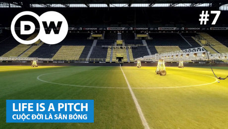 Xem Show TRUYỀN HÌNH THỰC TẾ  Cuộc Đời Là Sân Bóng Tập 07 : Westfalenstadion, Dortmund, Germany HD Online.