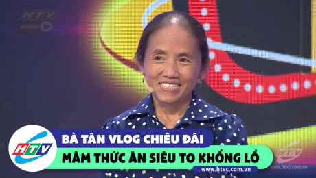 """Bà Tân Vlog gây náo loạn """"người bí ẩn"""""""