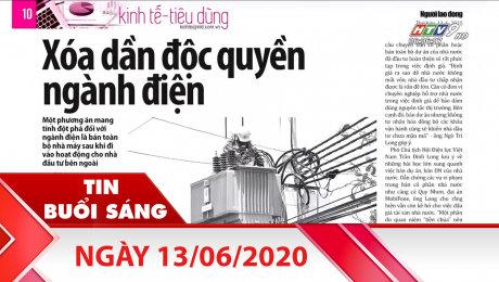 Xem Clip Bản Tin Buổi Sáng 13/06/2020 HD Online.