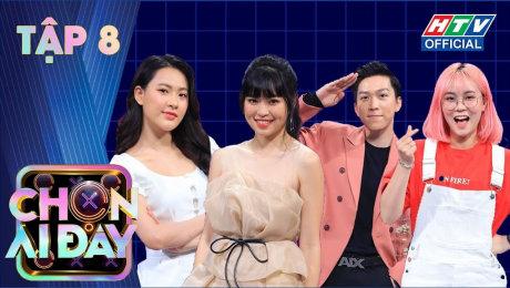 Xem Show TV SHOW Chọn Ai Đây Tập 08 : MisThy không muốn xem livestream của Dương Lâm HD Online.