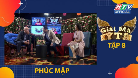 Xem Show TV SHOW Giải Mã Kỳ Tài - Mùa 2 Tập 08 : Phúc Mập - Chàng Tây làm youtube về văn hóa Việt Nam HD Online.