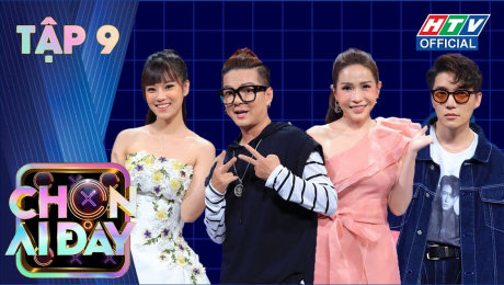 Xem Show TV SHOW Chọn Ai Đây Tập 09 : Khả Như xúc động khi lần đầu tiên thắng gameshow HD Online.