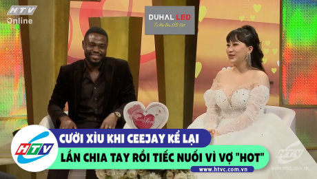 """Xem Show CLIP HÀI Cười xỉu khi Ceejay kể lại lần chia tay rồi tiếc nuối vì vợ """"Hot"""" HD Online."""