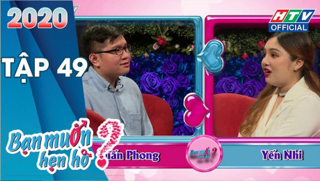 Xem Show TV SHOW Bạn Muốn Hẹn Hò 2020 Tập 49 : Có con dâu như này trong nhà thì cười cả ngày HD Online.