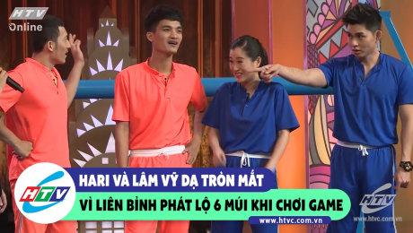 Xem Show CLIP HÀI Hari và Lâm Vỹ Dạ tròn mắt vì Liêm Bỉnh Phát lộ 6 múi khi chơi game HD Online.