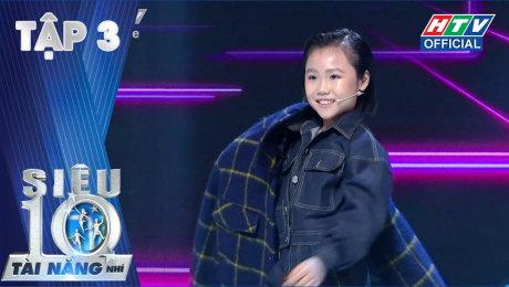 Xem Show TV SHOW Siêu Tài Năng Nhí Tập 03 : Trấn Thành rap battle cùng siêu nhí 14 tuổi HD Online.