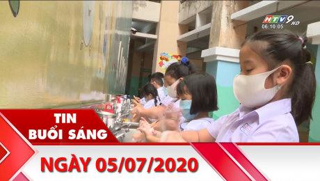 Bản Tin Buổi Sáng 05/07/2020