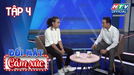 Xem Show TV SHOW Đối Mặt Cảm Xúc Tập 04 : Lê Hoàng muốn đối mặt với nhân vật chính HD Online.