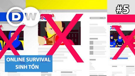 Xem Show TRUYỀN HÌNH THỰC TẾ Sinh Tồn Tập 05 : How do you spot Fake News? HD Online.