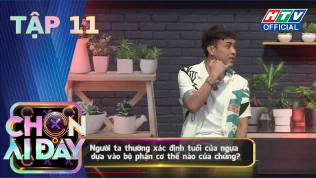 """Xem Show TV SHOW Chọn Ai Đây Tập 11 : """"Hoàng tử tiễn đưa"""" Hồ Quang Hiếu có nguy cơ không giữ được """"lời nguyền"""" HD Online."""