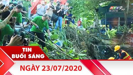 Xem Clip Bản Tin Buổi Sáng 23/07/2020 HD Online.