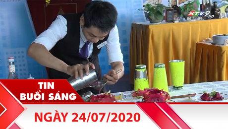 Xem Clip Bản Tin Buổi Sáng 24/07/2020 HD Online.