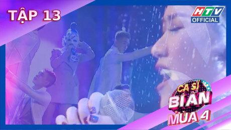 Xem Show TV SHOW Ca Sĩ Bí Ẩn Mùa 4 Tập 13 : Diệu Nhi tự tin khoe giọng trước Gin và Thuận Nguyễn HD Online.
