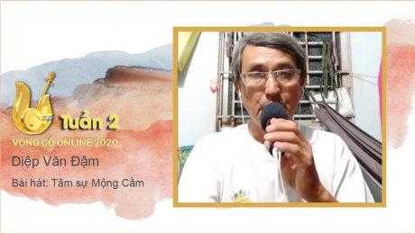 Xem Show TV SHOW Vọng Cổ Online 2020 Tuần 2 : Tâm sự Mộng Cầm - Diệp Văn Đậm HD Online.