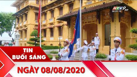 Bản Tin Buổi Sáng 08/08/2020