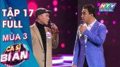 Ca Sĩ Bí Ẩn Mùa 3 Tập 17 : Khả Như - Dương Khắc Linh đại chiến, thi hát kêu gọi fan