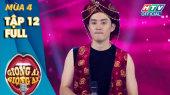 Giọng Ải Giọng Ai Mùa 4 Tập 12 : Minh Tú thả thính Anh nấu em đi với soái ca Hàn Quốc