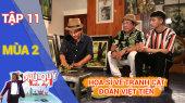 Phú Quý Du Ký Mùa 2 Tập 11 : Họa sĩ vẽ tranh cát Đoàn Việt Tiến