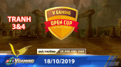 HTVC VGaming Open Cup Tranh Giải 3 - 18/10/2019