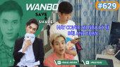 Chương Trình WANBO SAVE & SHARE Tập 629 : Hát cover tại nhà Ca Sĩ Bùi Anh Tuấn
