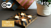 Tự Làm Tập 19 : Wooden Coasters