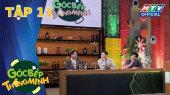 """Góc Bếp Thông Minh Tập 11 : Khánh Ngô bất ngờ """"tím"""" khi ngồi gần Võ Điền Gia Huy"""
