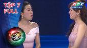 """Sao Hỏa - Sao Kim Mùa 2 Tập 07 : """"Tan chảy"""" trước kỷ niệm lãng mạn của Hari Won - Trấn Thành"""